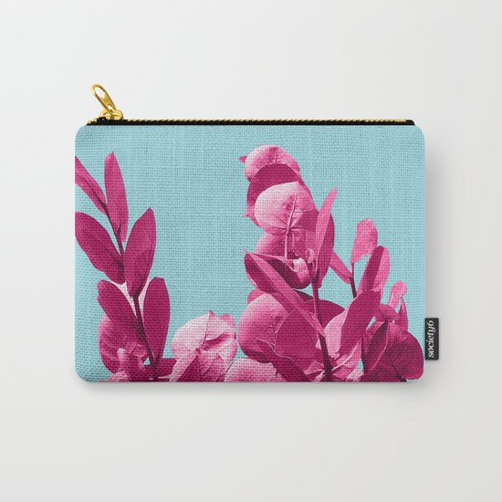 Sea Grape Carry-All Pouch