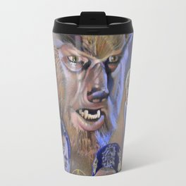 The Wolf Man (1941) Travel Mug