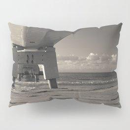 Morning Sea Pier Pillow Sham