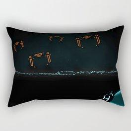 TRON RECOGNIZERS Rectangular Pillow