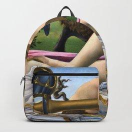 Sandro Botticelli - Venus And Mars - Digital Remastered Edition Backpack