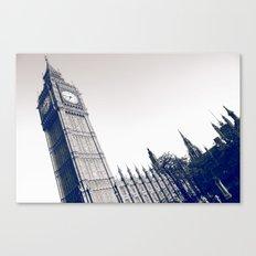 Big Blue Ben Canvas Print