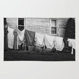 Amish Laundry Rug