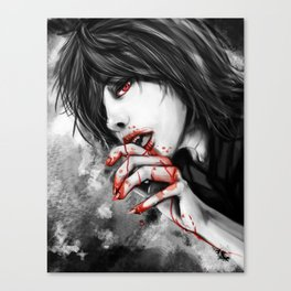 Vampire Knight - Kaname Canvas Print
