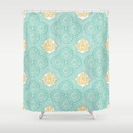 diseño 1 Shower Curtain