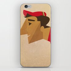 Fausto iPhone & iPod Skin