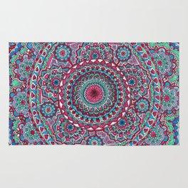 Mesmerizing Mandala Rug