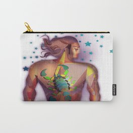 Scorpio sign Carry-All Pouch