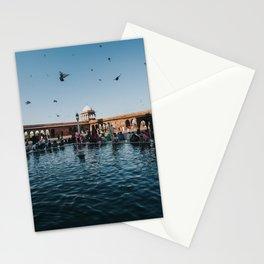 Jama Masjid Stationery Cards