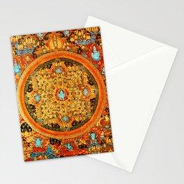 Buddhist Mandala Ashta Bhairava 1 Stationery Cards