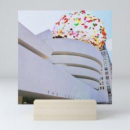 Guggen Scoop Mini Art Print