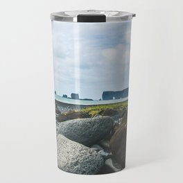 Coastal Stacks Travel Mug