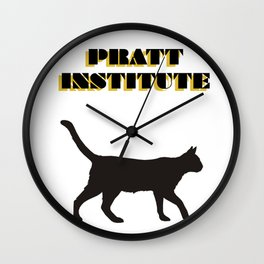 Pratt Institute Wall Clock