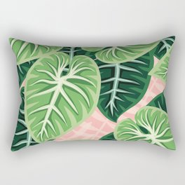 Tropical Pattern no. 1 Rectangular Pillow