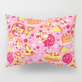 Pizza Party Pillow Sham