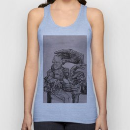 Cybernetic Dictatorship Unisex Tank Top