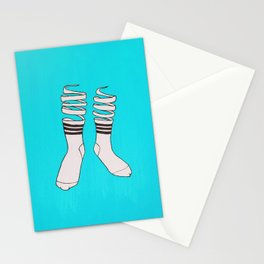 SOCKS Stationery Cards