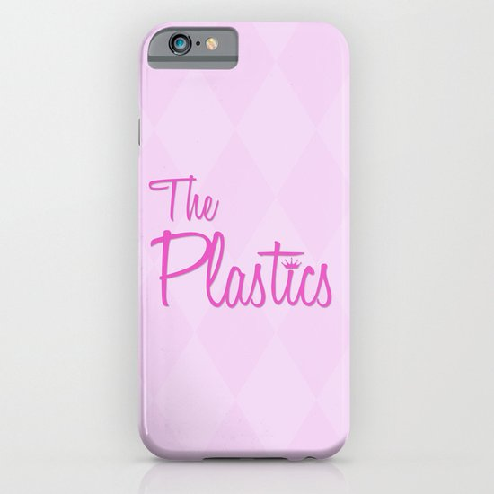 The Plastics - from the movie Mean Girls iPhone & iPod Case