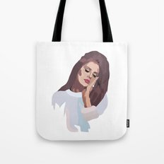 Miss Lana 60s Style Tote Bag