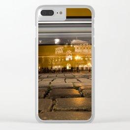 Semperoper, Dresden Clear iPhone Case