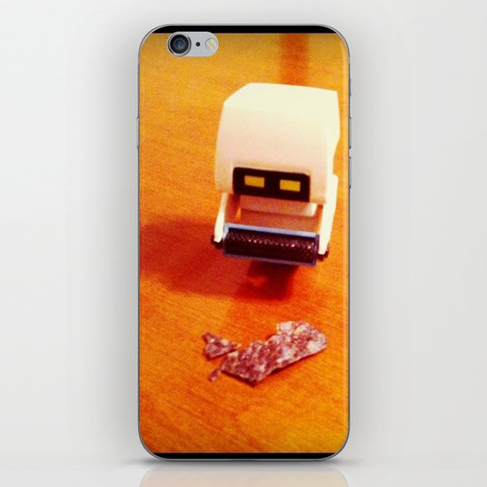 Foreign Contaminant. iPhone & iPod Skin