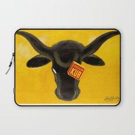 Vintage poster - Bouillon Kub Laptop Sleeve