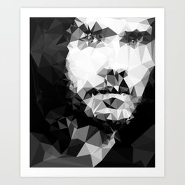 JARED Art Print