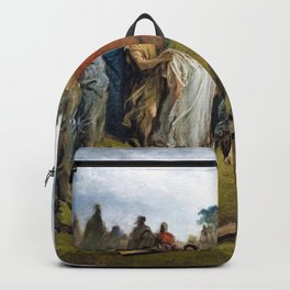 Christ on Golgotha Hill - Digital Remastered Edition Backpack