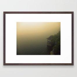 Waking State Framed Art Print