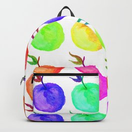 Rainbow Peaches Backpack