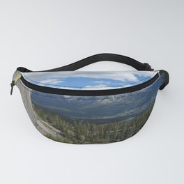Climbing in Canada, Part II Fanny Pack