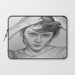 Tegan Quinn Laptop Sleeve