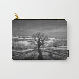 Lone tree over the East Somerset Railway Carry-All Pouch