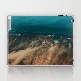 Hawaiian Sea Laptop & iPad Skin