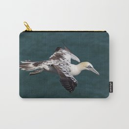 Flying gannet Carry-All Pouch