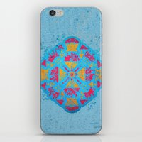 spiritual iPhone & iPod Skins featuring Spiritual by Caroline David