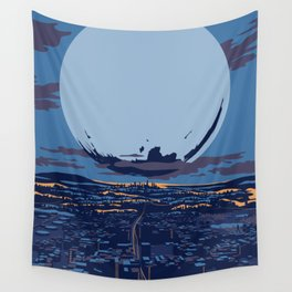 The Last City Wall Tapestry