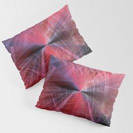 illusory city life -09- Pillow Sham