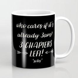 A Bookworm's 3AM LIFE... Coffee Mug
