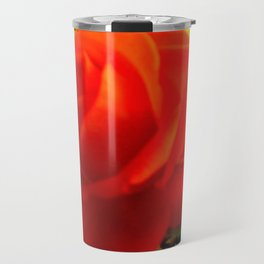 Rote Rose Travel Mug