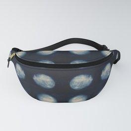 Shibori Moons Fanny Pack