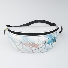 Mosquitoes. Vibrancy. Fanny Pack