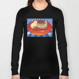 Pancakes Week 15 Long Sleeve T-shirt