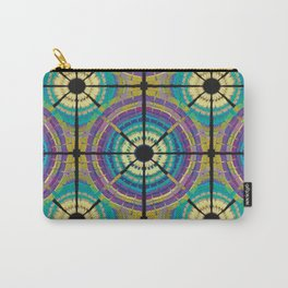 Upbeat Grandma Rug Carry-All Pouch
