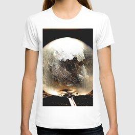 Bubble Frozen in Time T-shirt