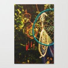 Catch a Dream Canvas Print