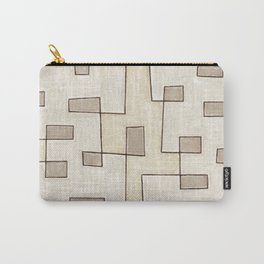 """Proto pattern n 1 """"toffee cake"""" Carry-All Pouch"""
