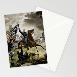 Battle of Chantilly - Civil War Stationery Cards