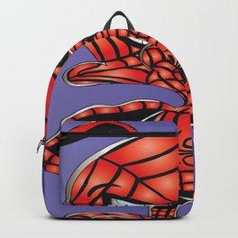 Spider Verse Ham 3 Backpack