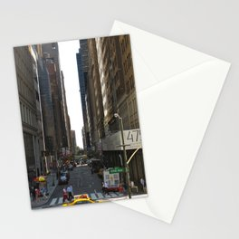 Fifth and 42nd Stationery Cards